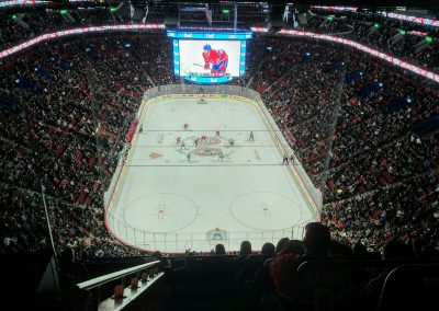End View at Bell Centre