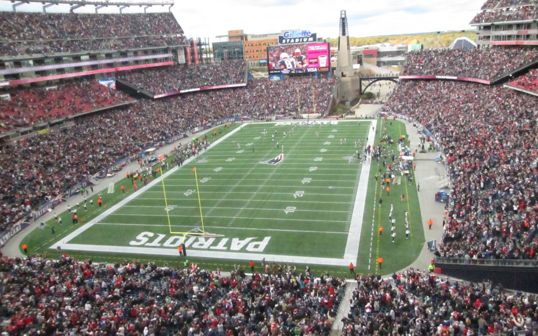 Gillette Stadium – New England Patriots