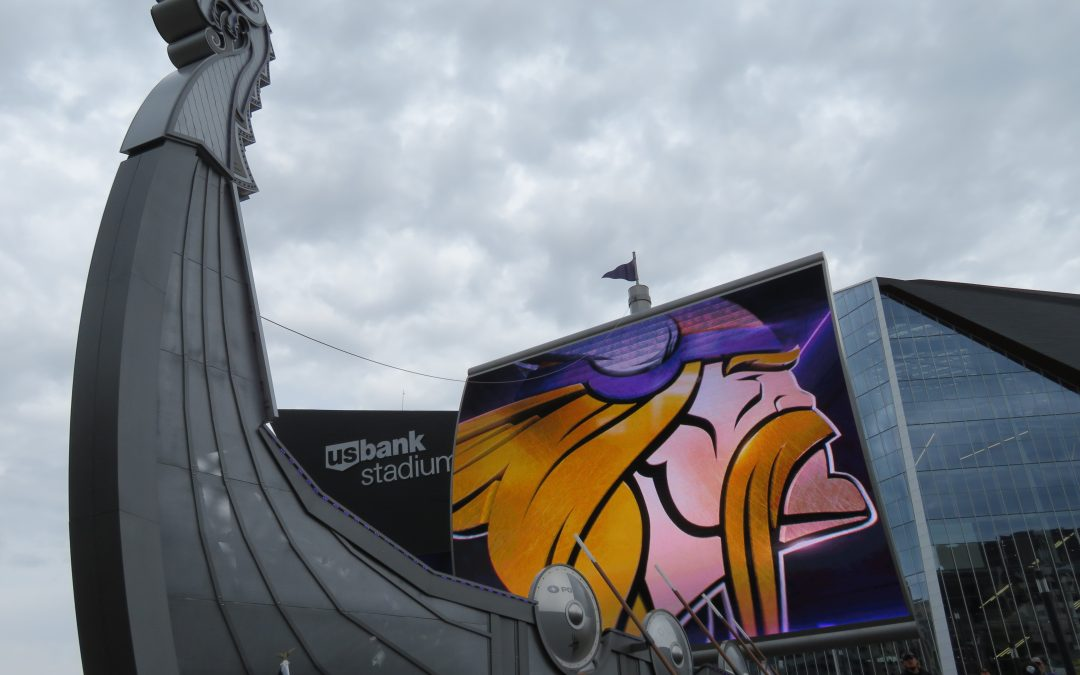US Bank Stadium – Minnesota Vikings