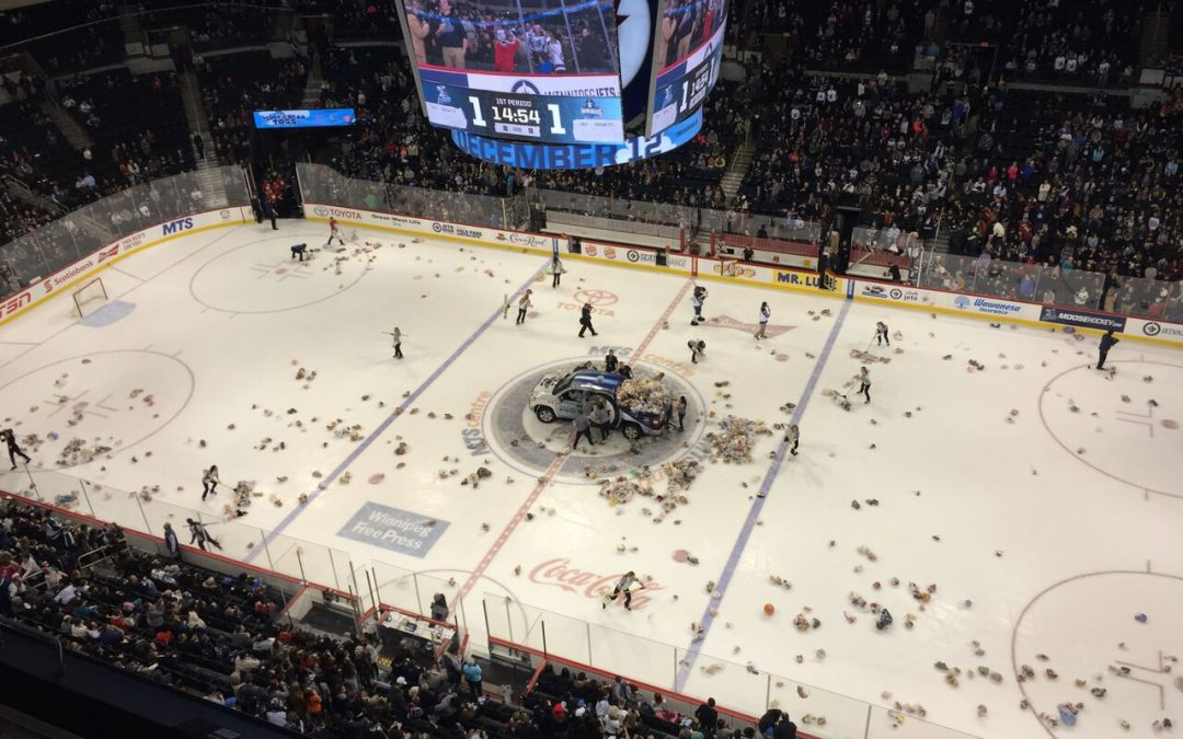Bell MTS Place – Manitoba Moose