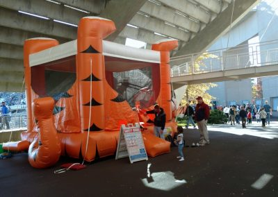 Princeton Stadium, Bounce House in Concourse