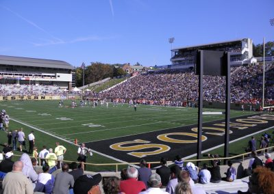 Waldo Stadium Packed House