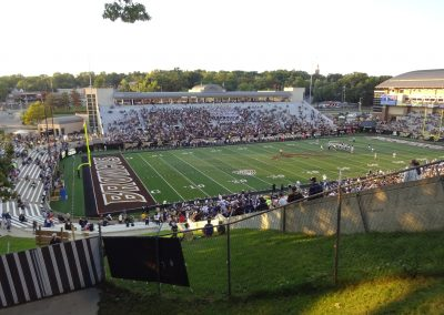 Waldo Stadium Corner View,
