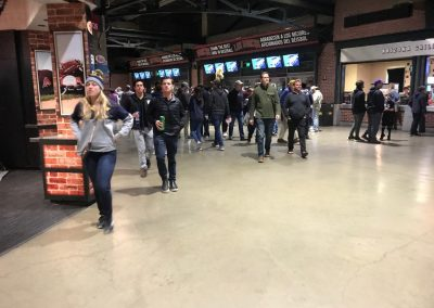 Cheez-It Bowl, Chase Field's Wide Concourse