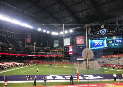 Cheez-It Bowl at Chase Field, End Zone View