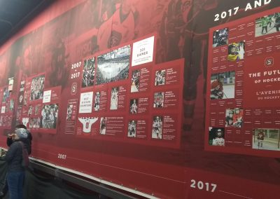 67s Mural at TD Place