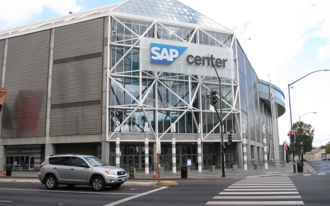 The Road to The Final Four: SAP Center, San Jose CA, March 22 and 24, 2019