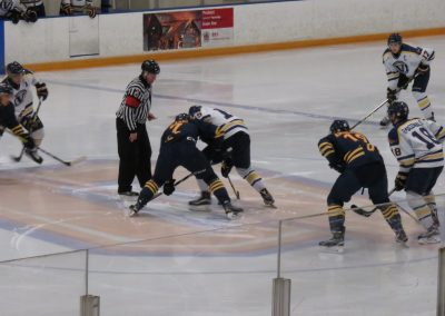 Kingston Memorial Centre - Queen's Gaels Face Off
