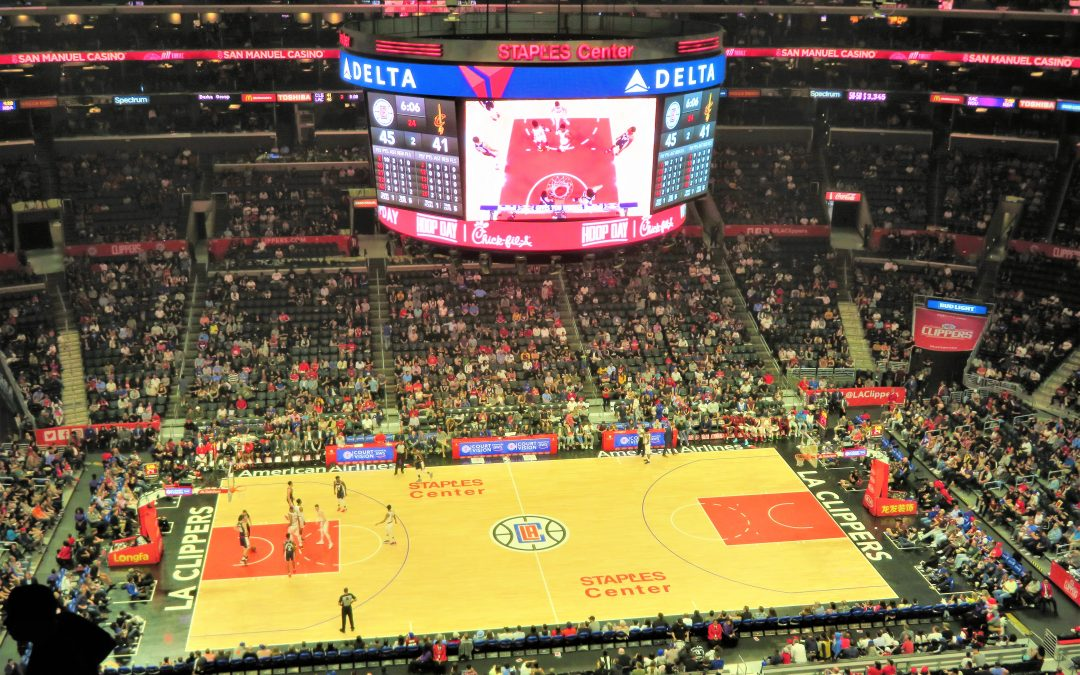 Staples Center – Los Angeles Clippers