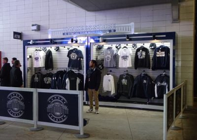 Team Gear Store at Yankee Stadium, Home of the Pinstripe Bowl