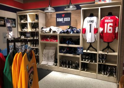 BB&T Center, Florida Panthers Game Used Store