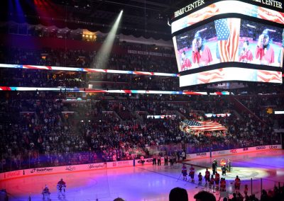 BB&T Center, Florida Panthers Pre-game Intros