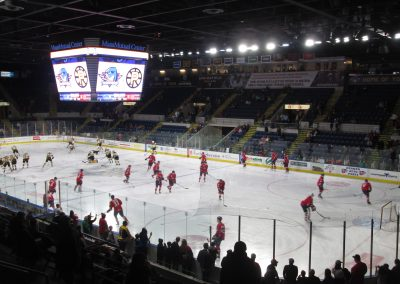 MassMutual Center, Home of the Springfield Thunderbirds
