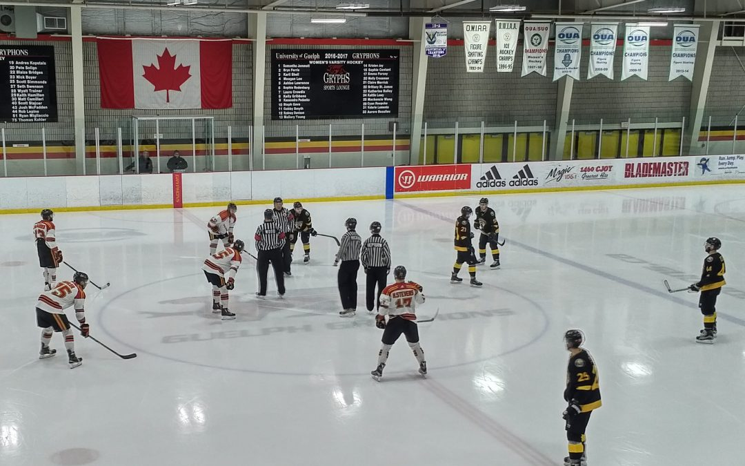 Gryphon Centre Arena – Guelph Gryphons