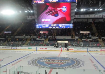 All-Star Game Logo at Mass Mutual Center