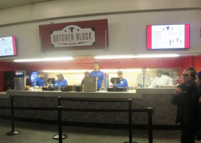 MassMutual Center Concession Stand