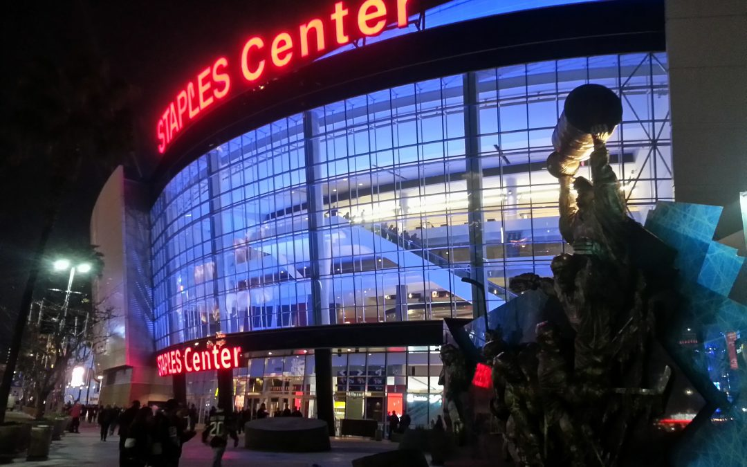 Staples Center – Los Angeles Kings