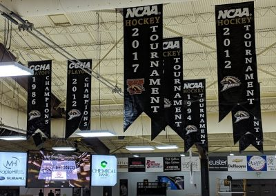Lawson Arena Banners