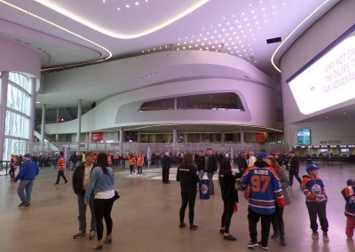 Rogers Place Lobby