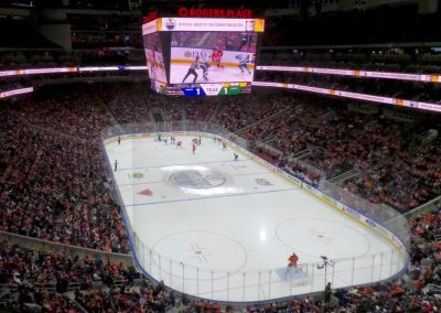 End View at Rogers Place