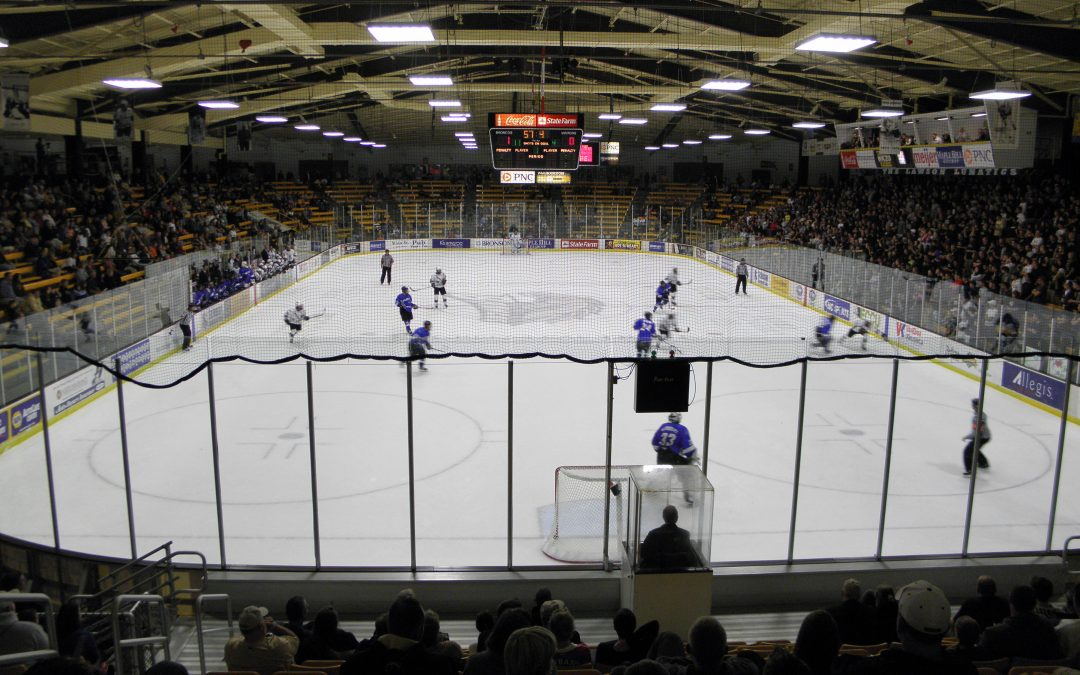 Harry W. Lawson Ice Arena – Western Michigan Broncos