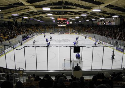 Lawson Arena End View