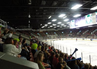Wings Event Center, Home of the Kalamazoo Wings