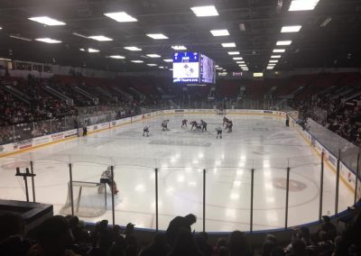 End View at Wings Event Center