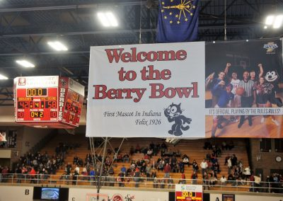 Welcome to the Berry Bowl