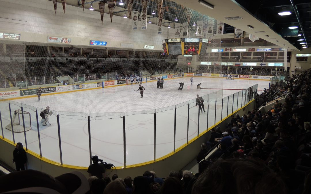Peterborough Memorial Centre – Peterborough Petes