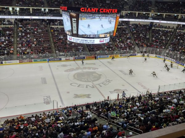 Hershey Bears - Giant Center
