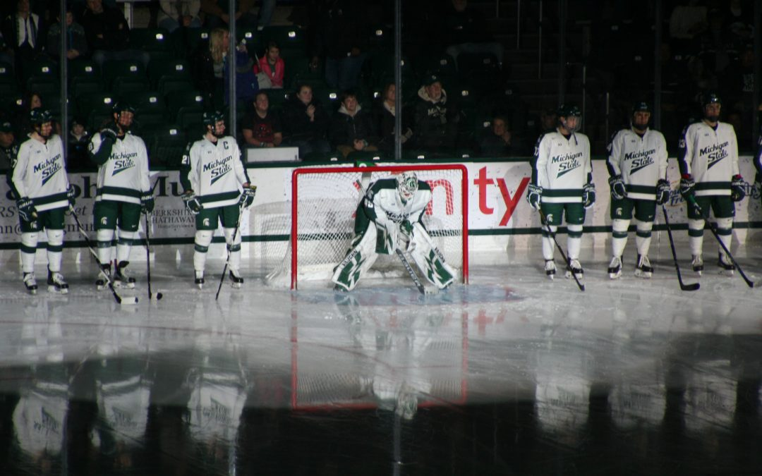 Munn Ice Arena – Michigan State Spartans