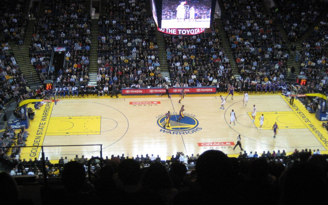 Oracle Arena – Golden State Warriors