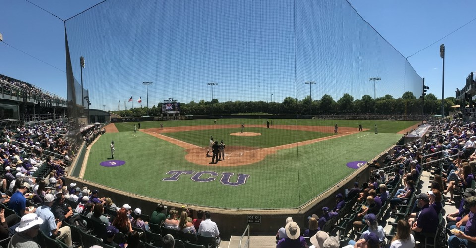 Lupton Stadium – TCU Horned Frogs