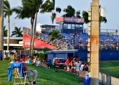 FAU Baseball Stadium - Main Seating Area