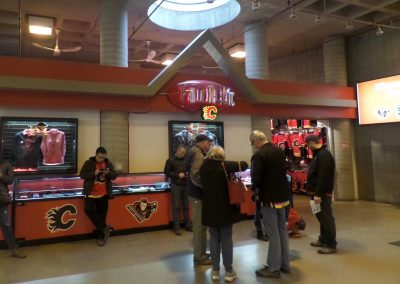The Fan Attic at Scotiabank Saddledome