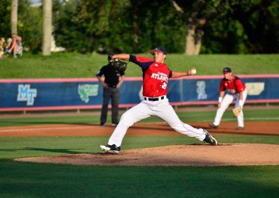 FAU Owls Pitcher