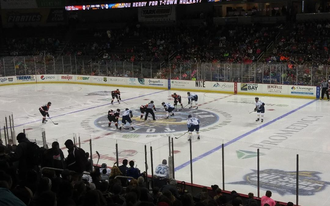 Huntington Center – Toledo Walleye