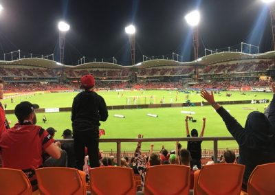 Spotless Stadium - Home of the Western Sydney Wanderers