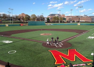 Bob Turtle Smith Stadium - Home of the Maryland Terrapins