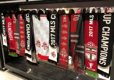 Toronto FC Supporter Scarves