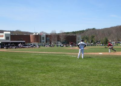 Right Field View at Quinnipiac Baseball Field