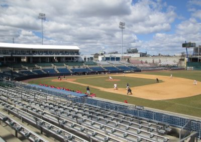 Ballpark at Harbor Yard - View from Right Field