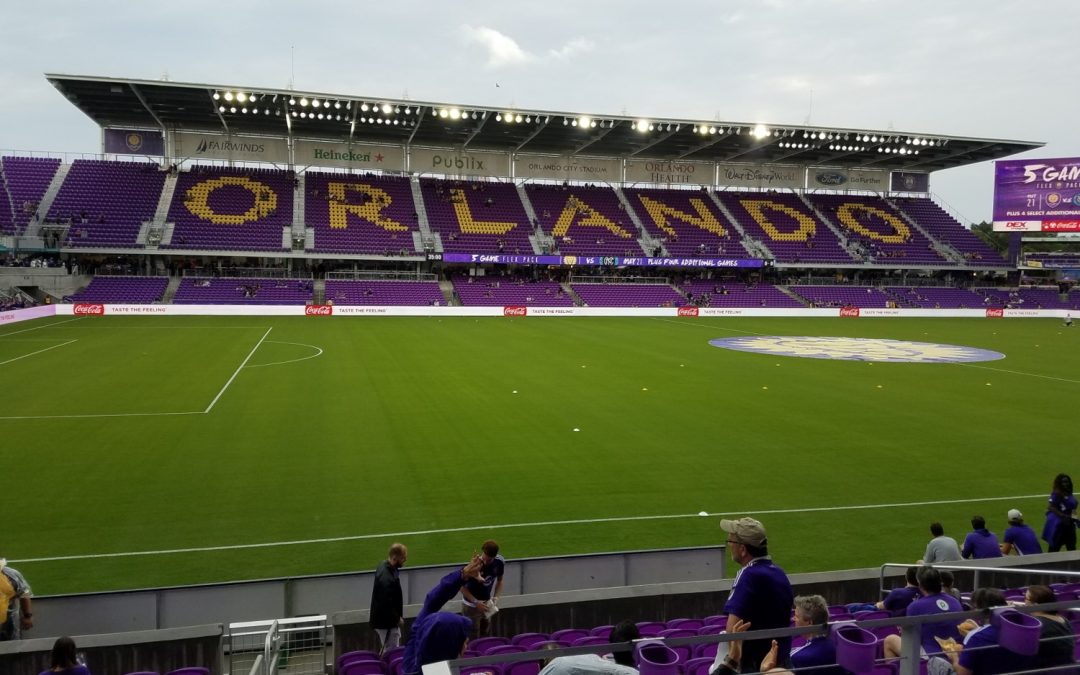 Orlando to Host MLS All-Star Game