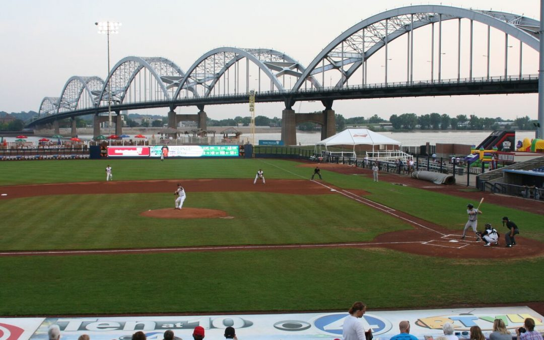 Modern Woodmen Park – Quad Cities River Bandits