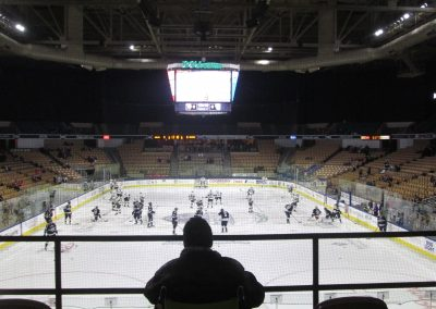 End View at DCU Center