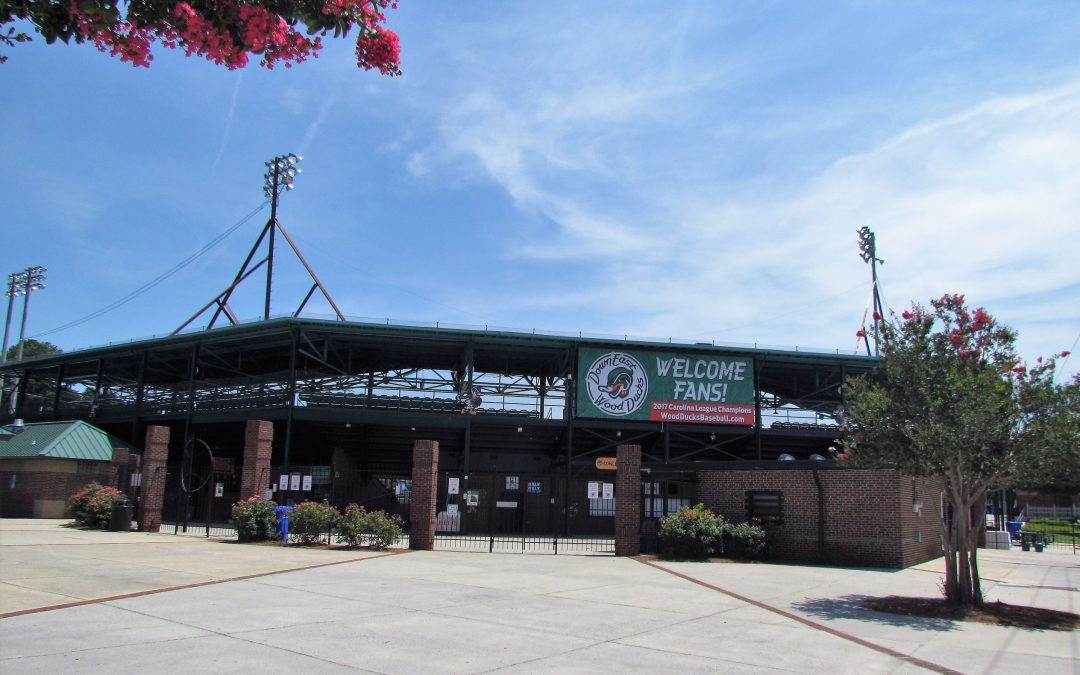 Grainger Stadium – Down East Wood Ducks