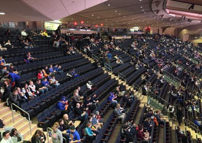 Madison Square Garden, Knicks fans gearing up for the game
