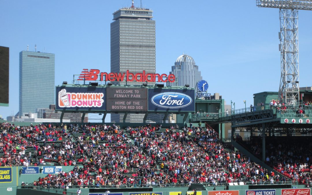 Red Sox to Add Concessions to Fenway Park Bleachers