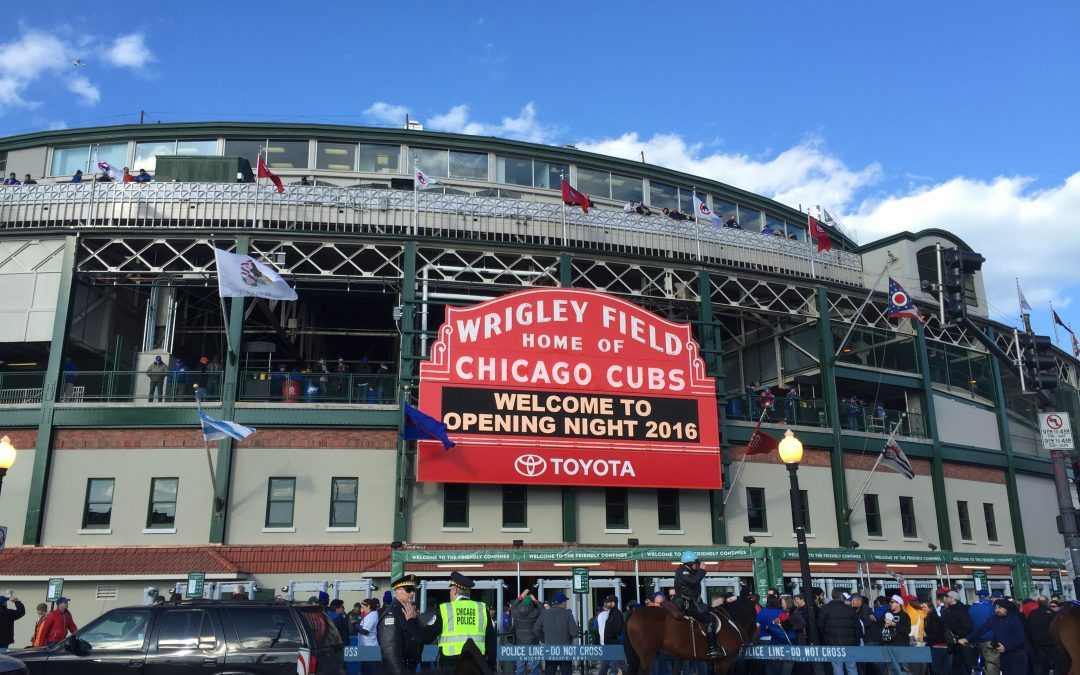Wrigley Field – Chicago Cubs